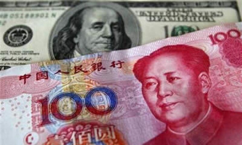 La apreciación de 4% del yuan en 2011 ha sido lenta a los ojos de Washington. (Foto: Thinkstock)