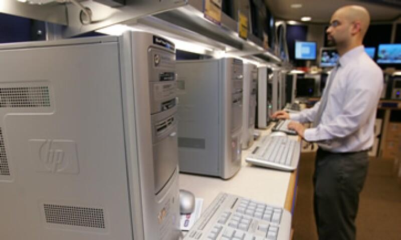 Las ventas de la unidad de HP enfocada en computadoras personales cayeron 2%. (Foto: Archivo)