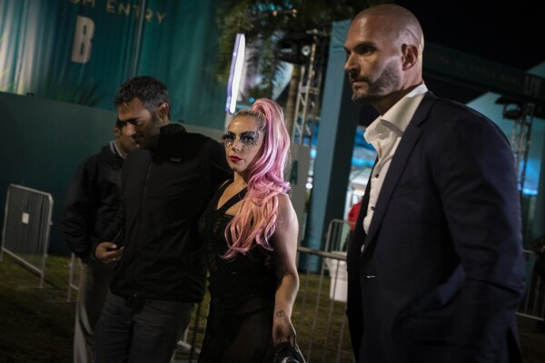 Michael Polensky y Lady Gaga