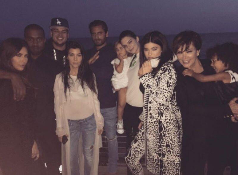 Las Kardashian creen que el compromiso de Rob con Blac no durará.