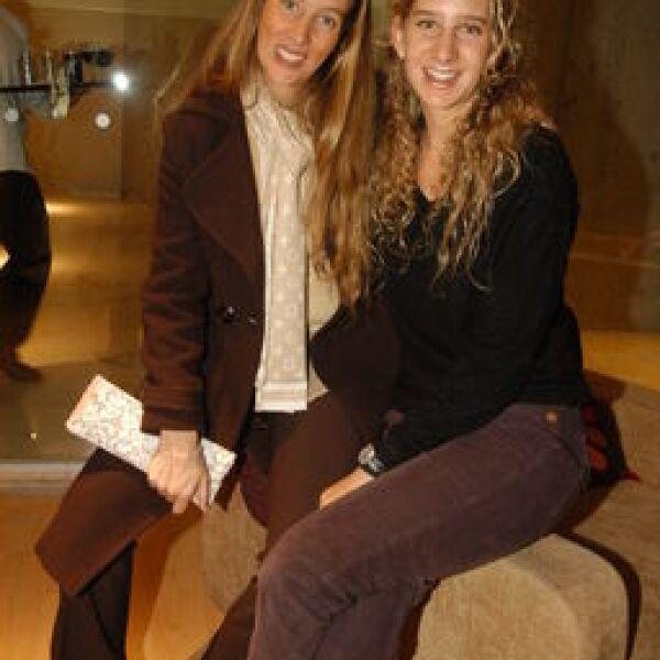 Sharon Faslitch, Tania Becker