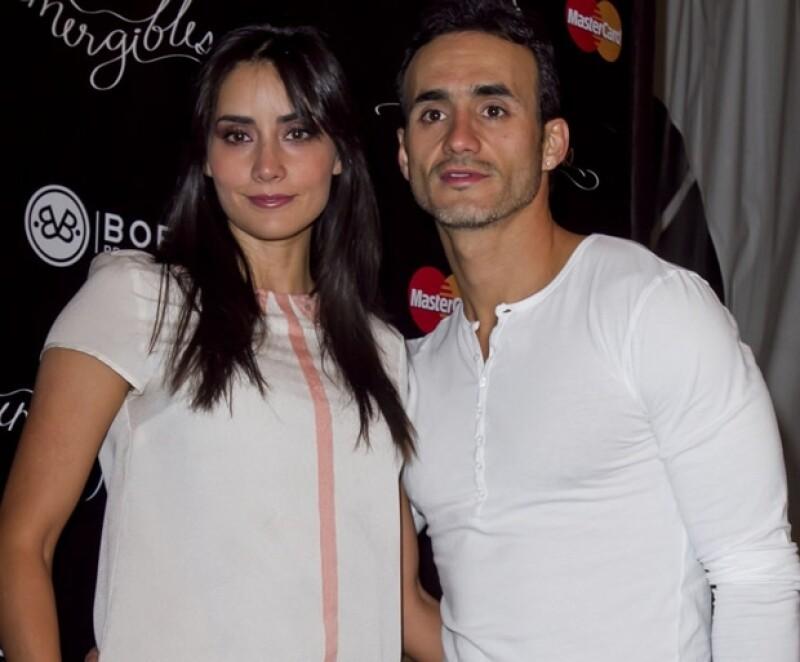 La actriz mantiene una relación muy estable con su pareja, Rodolfo Valdés, aunque sigue sin planes de boda y de tener un bebé.