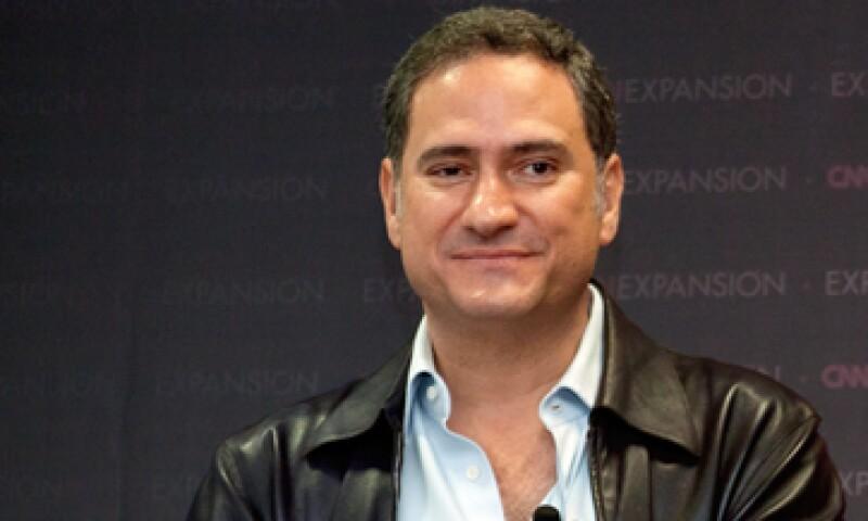 Alejandro Soberón, presidente de CIE, compartió a los finalistas de Emprendedores 2012 cómo convirtió un proyecto pequeño en una empresa de talla internacional. (Foto: Dayán Jiménez)