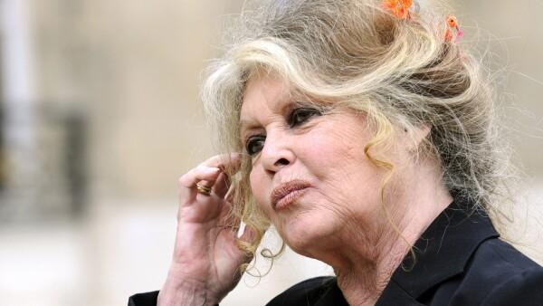 La legendaria actriz francesa, Brigitte Bardot.