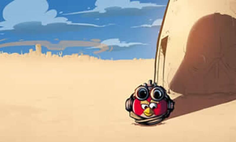 El primer juego de Angry Birds y Star Wars tuvo un exitoso lanzamiento en noviembre de 2012.  (Foto: Rovio)