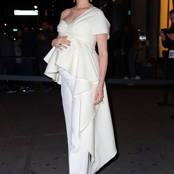 Amazon Studios presents the Museum of Modern Love to celebrate the premiere of 'Modern Love', Arrivals, New York, USA - 10 Oct 2019