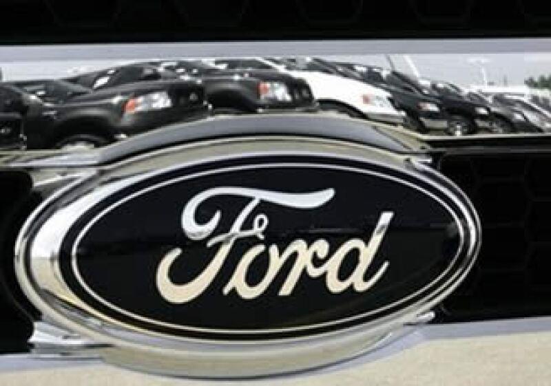 El plan estratégico elaborado por Ford previo a la crisis, le permitió mantener una operación que no requirió de fondos de ningun gobierno. (Foto: AP)