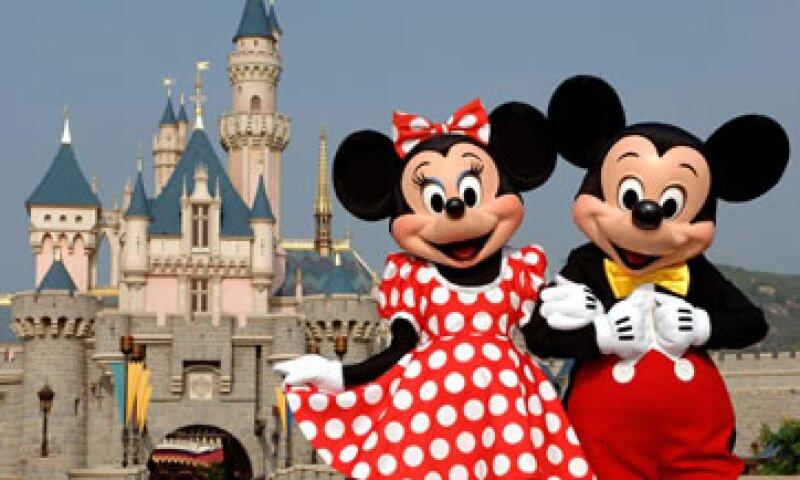 Las acciones de Disney cayeron 2.4% tras el reporte de sus resultados. (Foto: AP)
