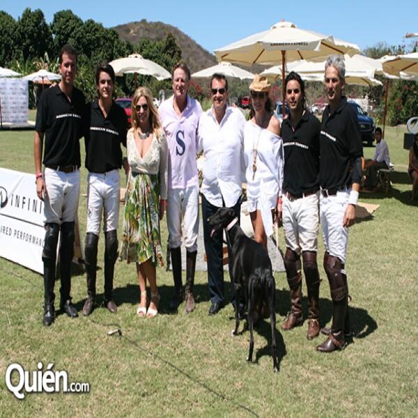 Luis Pérez,Rodolfo Ramos,Maribe Lancioni,Georgio Brignone,José María Zas,Ana Brignone Nacho Cubero,George Sandhu