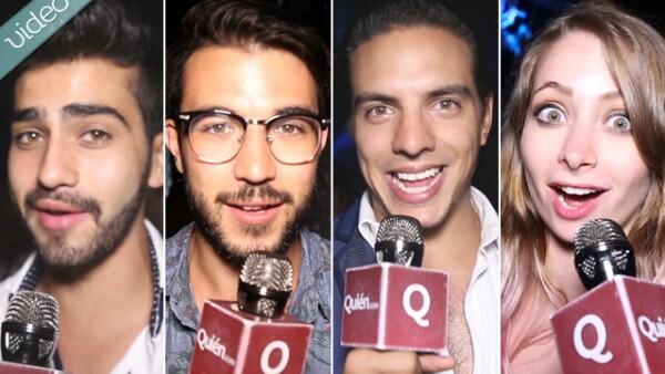 Asistímos al after party del estreno de la película Guat Defoc junto a Vadhir Derbez, Diego Alfaro, Kevin Rogers y más personalidades.
