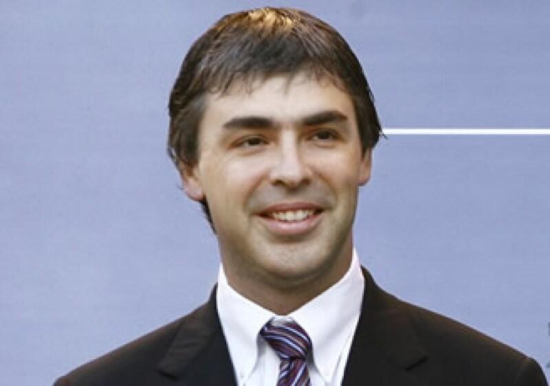 Larry Page tomará el puesto de CEO a partir del 4 de abril. (Foto: AP)