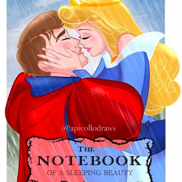 peliculas-princesas-disney-poster-the-notebook