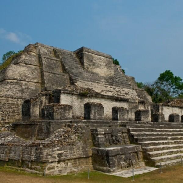 mayas altun ha belice