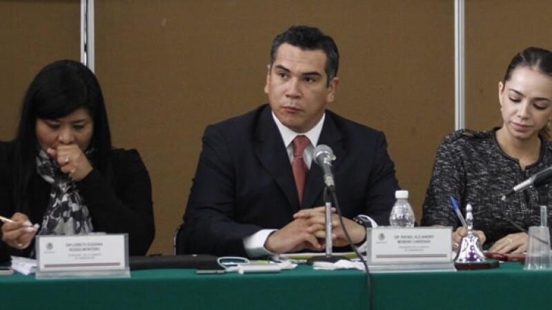 Alejandro PRI