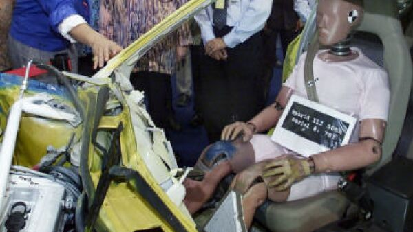 pruebas seguridad autos