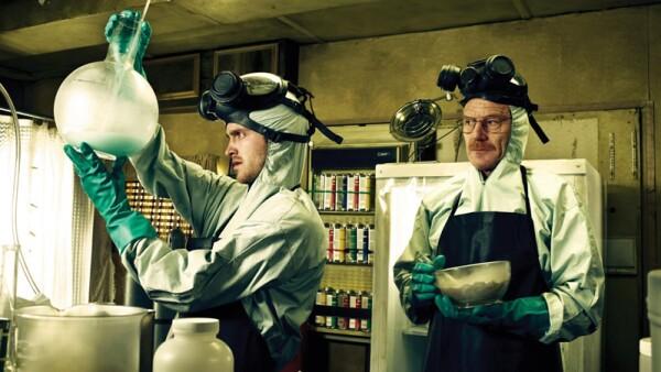 Cocina como Walter