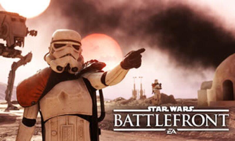 La confluencia de película y videojuego supondrá una inyección extra de expectación y atención mediática. (Foto: Star Wars/Cortesía )