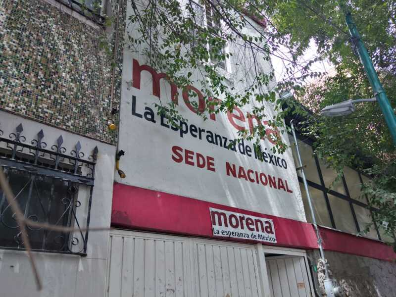 Oficina en Iztacalco.