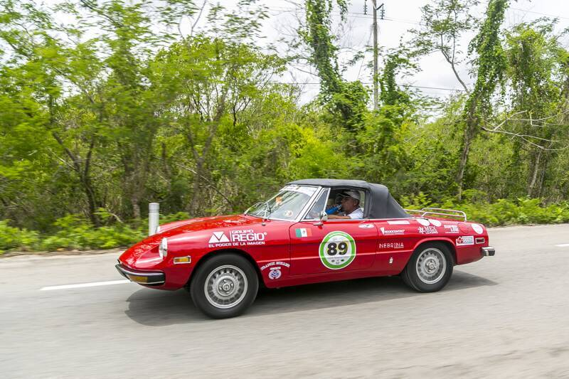 Todo sobre la 5ta edición del Rally Maya México