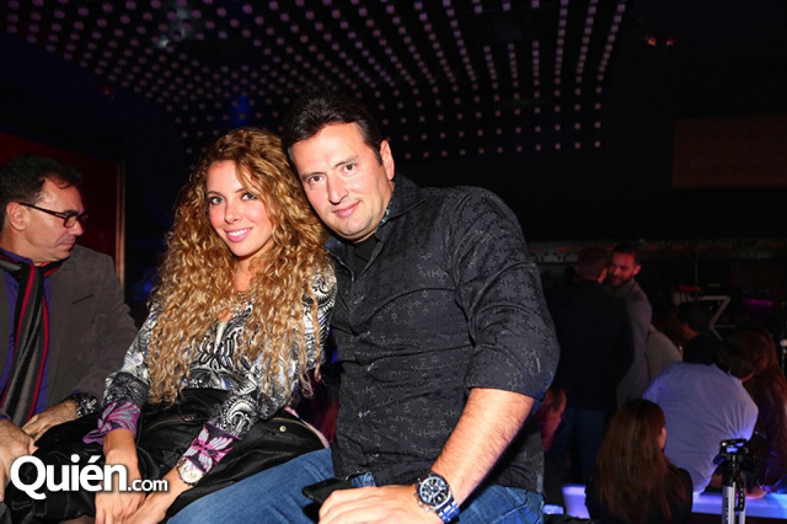 Marisol y Jorge Ruiz