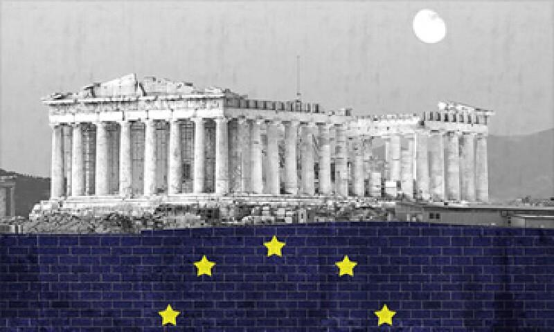 El Gobierno griego envió su lista de reformas la semana pasada. (Foto: Especial)