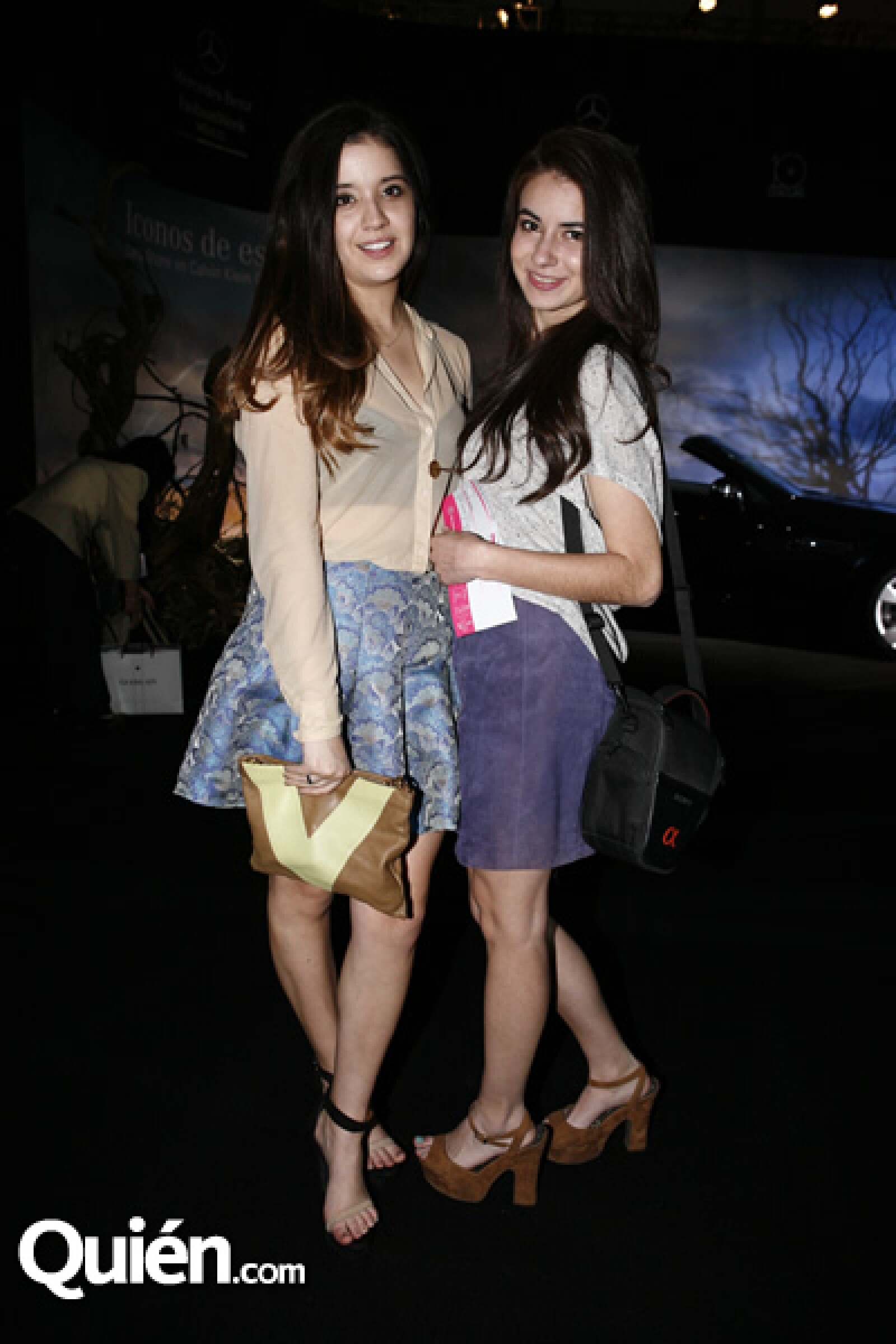 Roxana Phillips y Lizeth de la Vega
