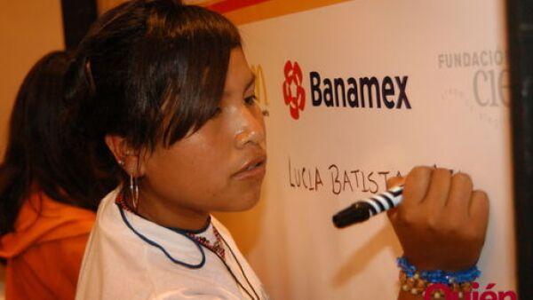 Lucia Batista