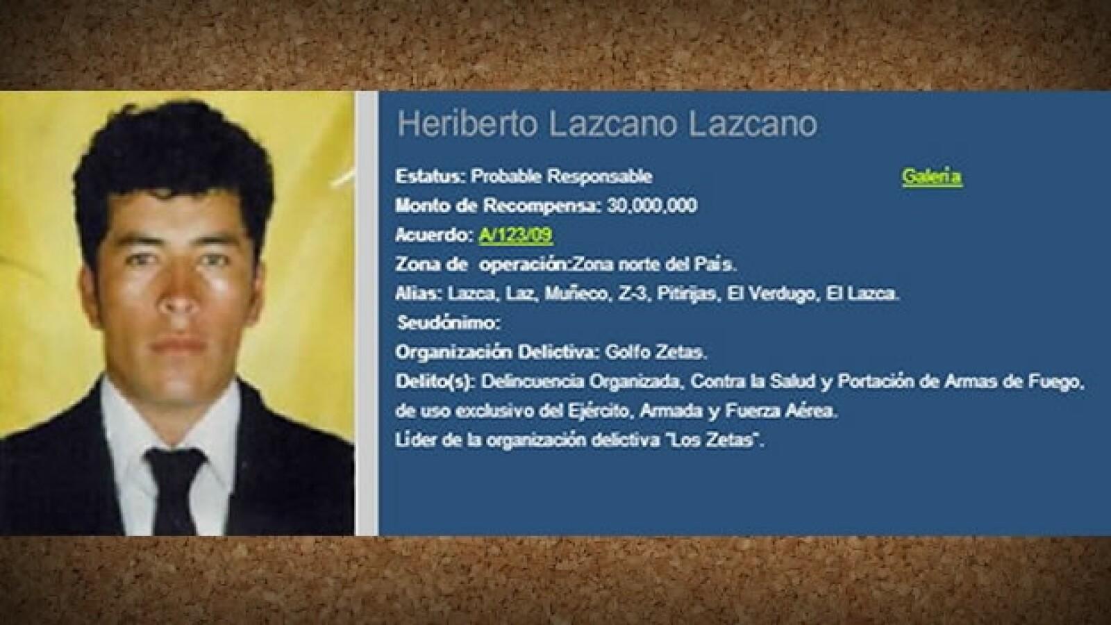 La Marina mata a Heriberto Lazcano