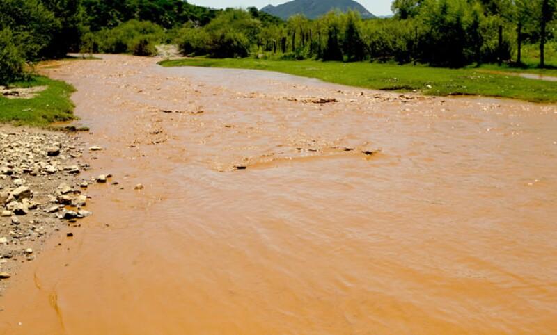 Grupo México fue señalado como responsable por el derrame de una sustancia tóxica en un río en Sonora.