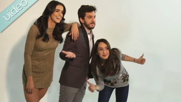 Bárbara de Regil, Irán Castillo y Francisco de la Reguera nos cuentas sus mejores anécdotas de fiesta, además del miedo a caer en el torito.