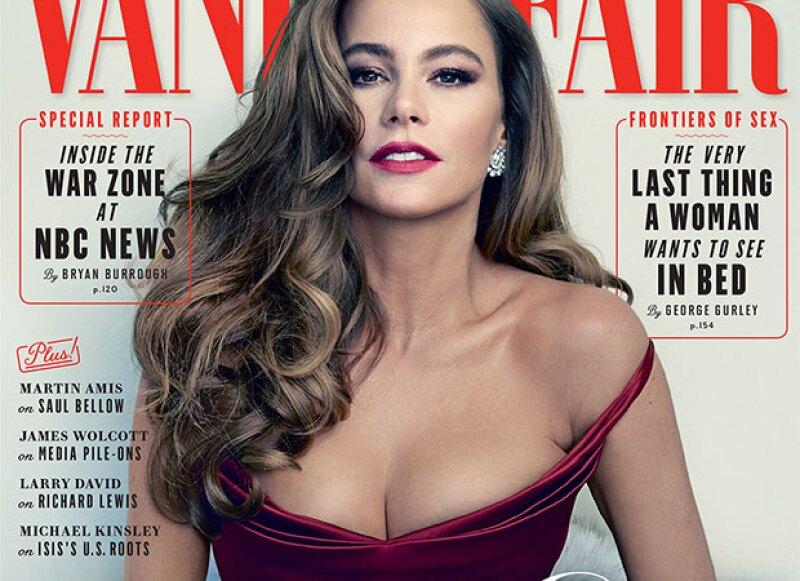 Aunque existen rumores de que en algún momento recurrió al bisturí, la actriz asegura que sus atributos son naturales, y hasta preferiría tener implantes.