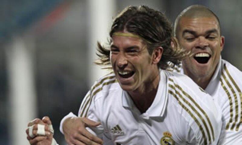 El Real Madrid registró un aumento del 9% en sus ingresos. (Foto: AP)
