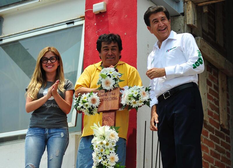 Yunes Landa presume ser un crítico dentro del propio PRI, y se desmarca del gobierno de Javier Duarte de Ochoa.