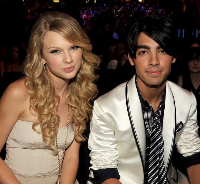 La primer breakup song de Taylor fue cuando tenía 18 años y tenía una relación con Joe Jonas.