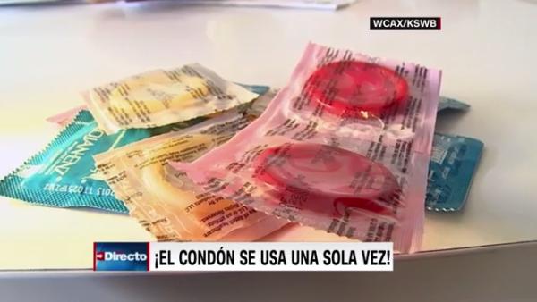 Los condones se usan solo una vez, pero hay quien los 'recicla'