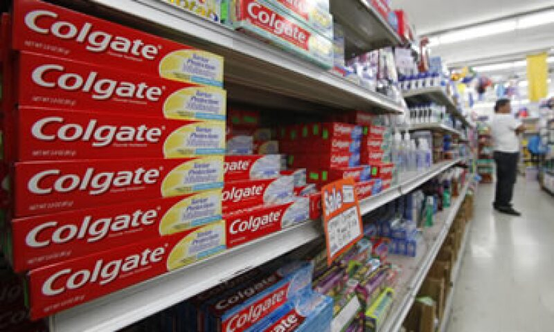Venezuela significa el 5% de las ventas totales de Colgate. (Foto: AP)