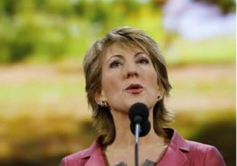 Carly Fiorina trabajó un año como asesora del candidato republicano a la presidencia de Estados Unidos John McCain. (Foto: Reuters)