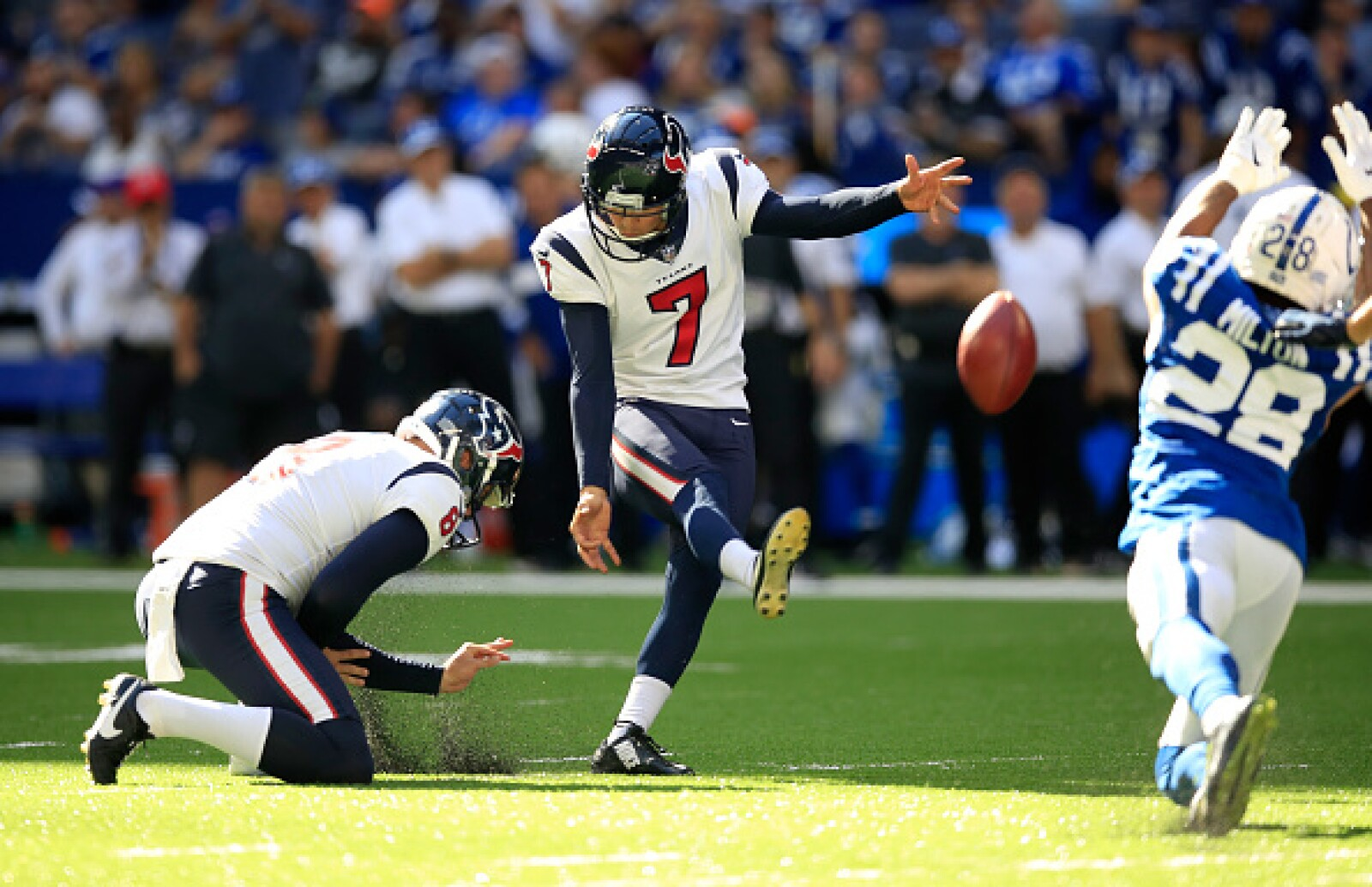 Imágenes de la semana 4 de la NFL