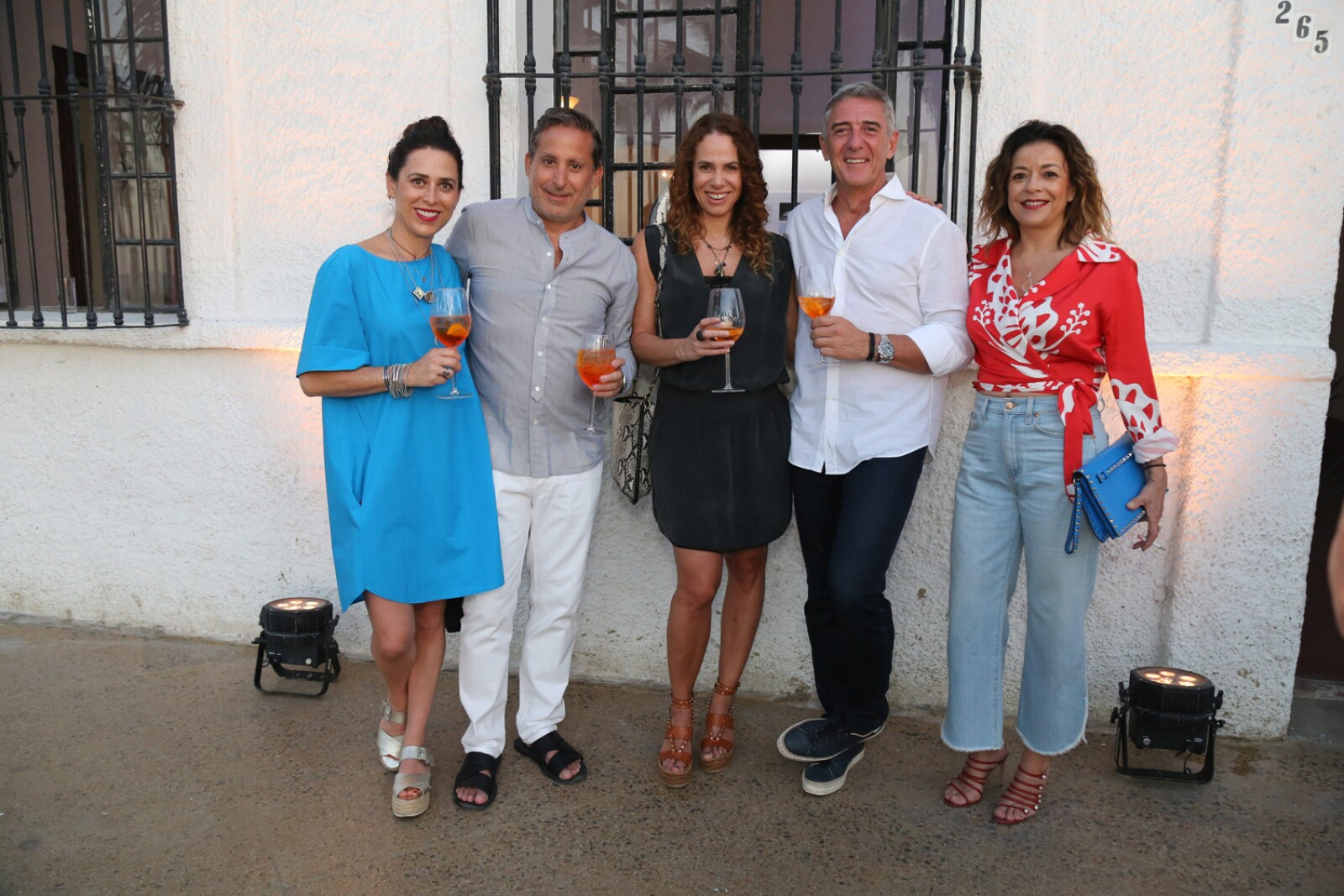 Daniela Roel, Moises Micha, Virna Winckelmann, Alejandro Bolin, Fanny Carrillo.jpg