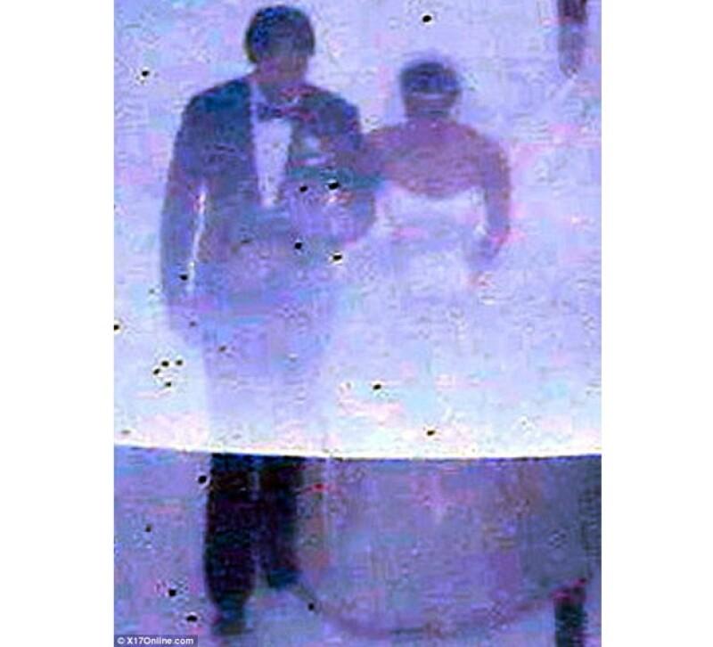 Kim Kardashian tuvo la boda de sus sueños y le salió practicamente gratis.
