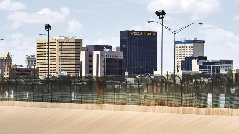 Frontera Ciudad Juárez - El Paso