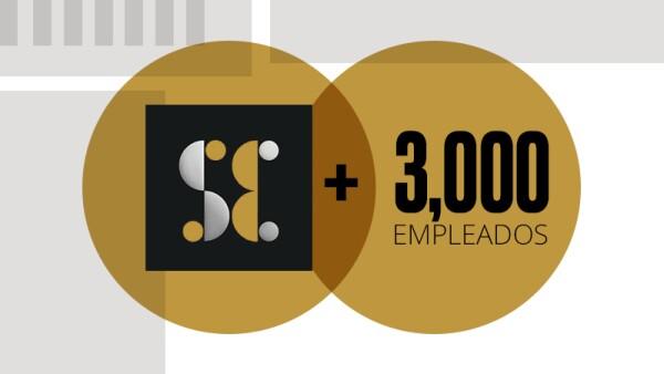 Imagen ranking super empresas 3,000 empleados