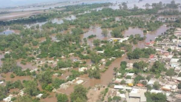 Inundaci�n vivienda