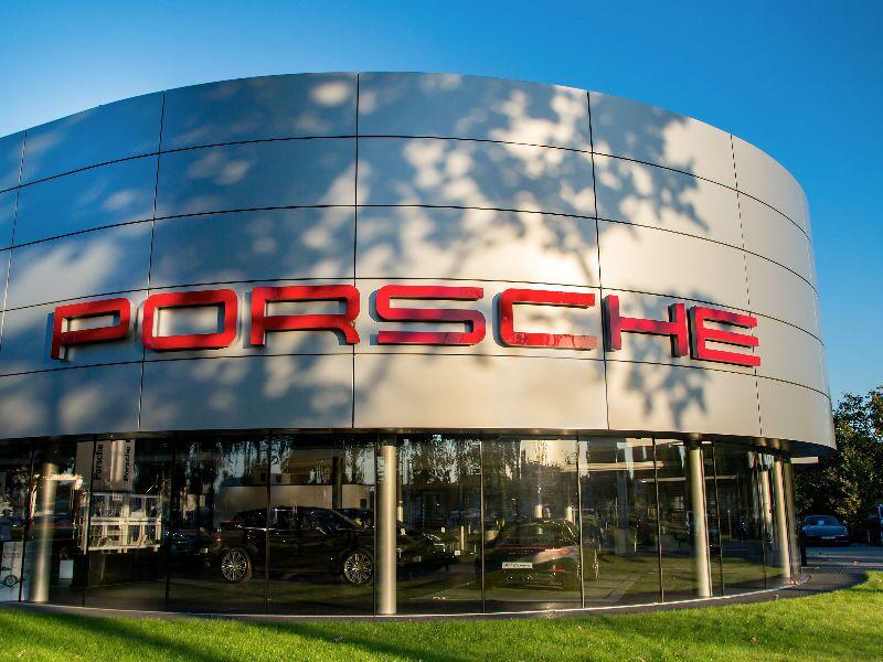 Agencia de Porsche