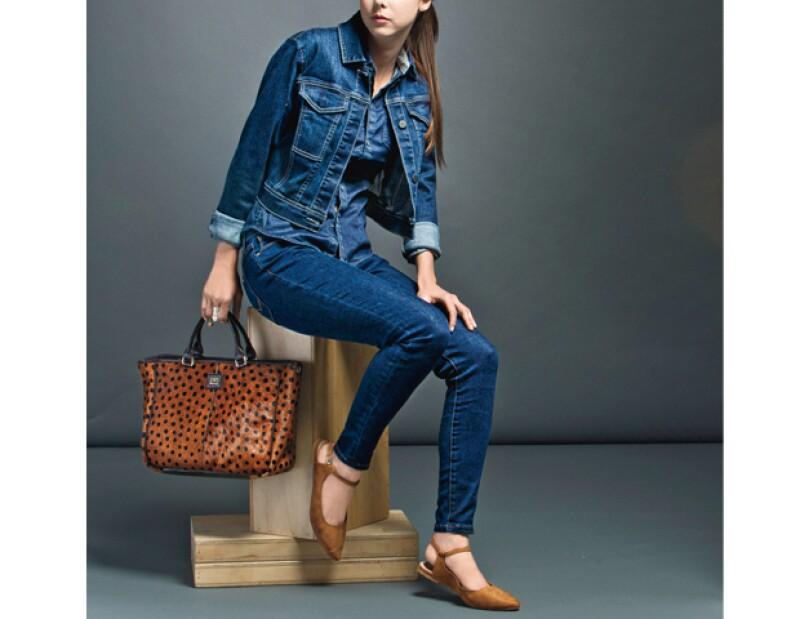 Hace más de 200 años los jeans fueron creados para ser los uniformes de mineros, por su resistencia y comodidad. Esta temporada, ¡El denim está más fuerte que nunca!