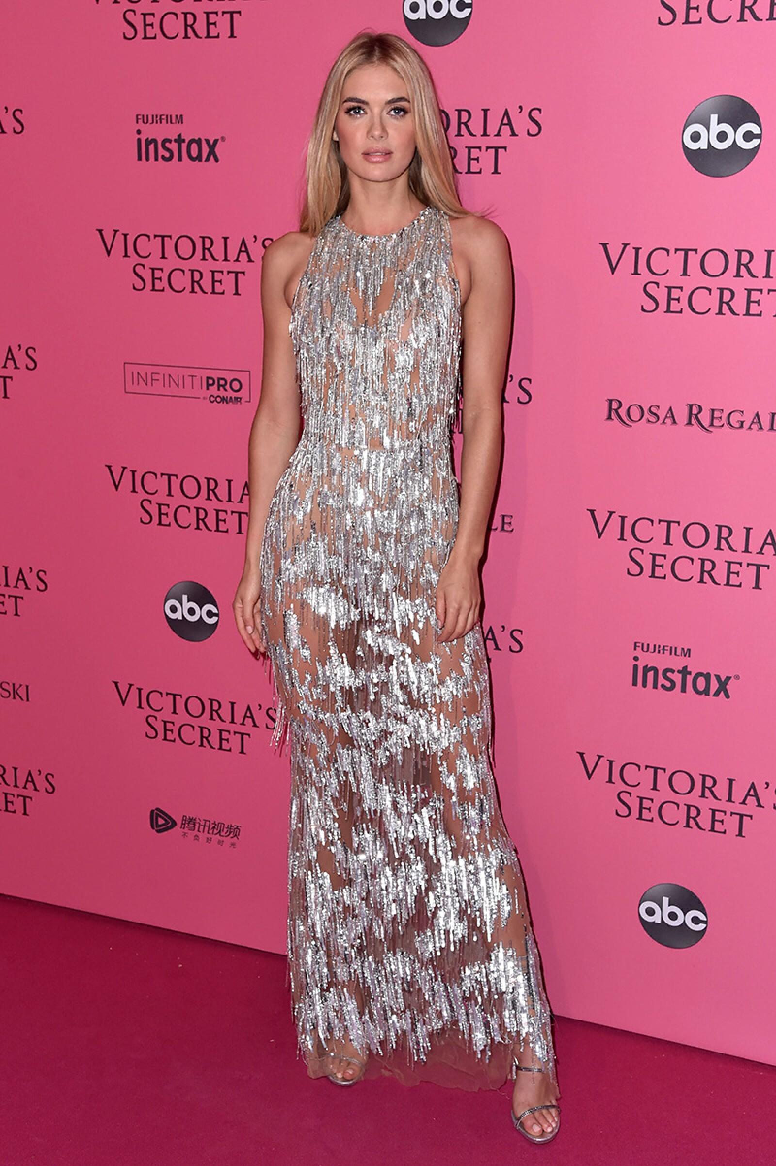 Victoria's Secret Fashion Show, Pink Carpet Arrivals, After Party, New York, USA - 08 Nov 2018