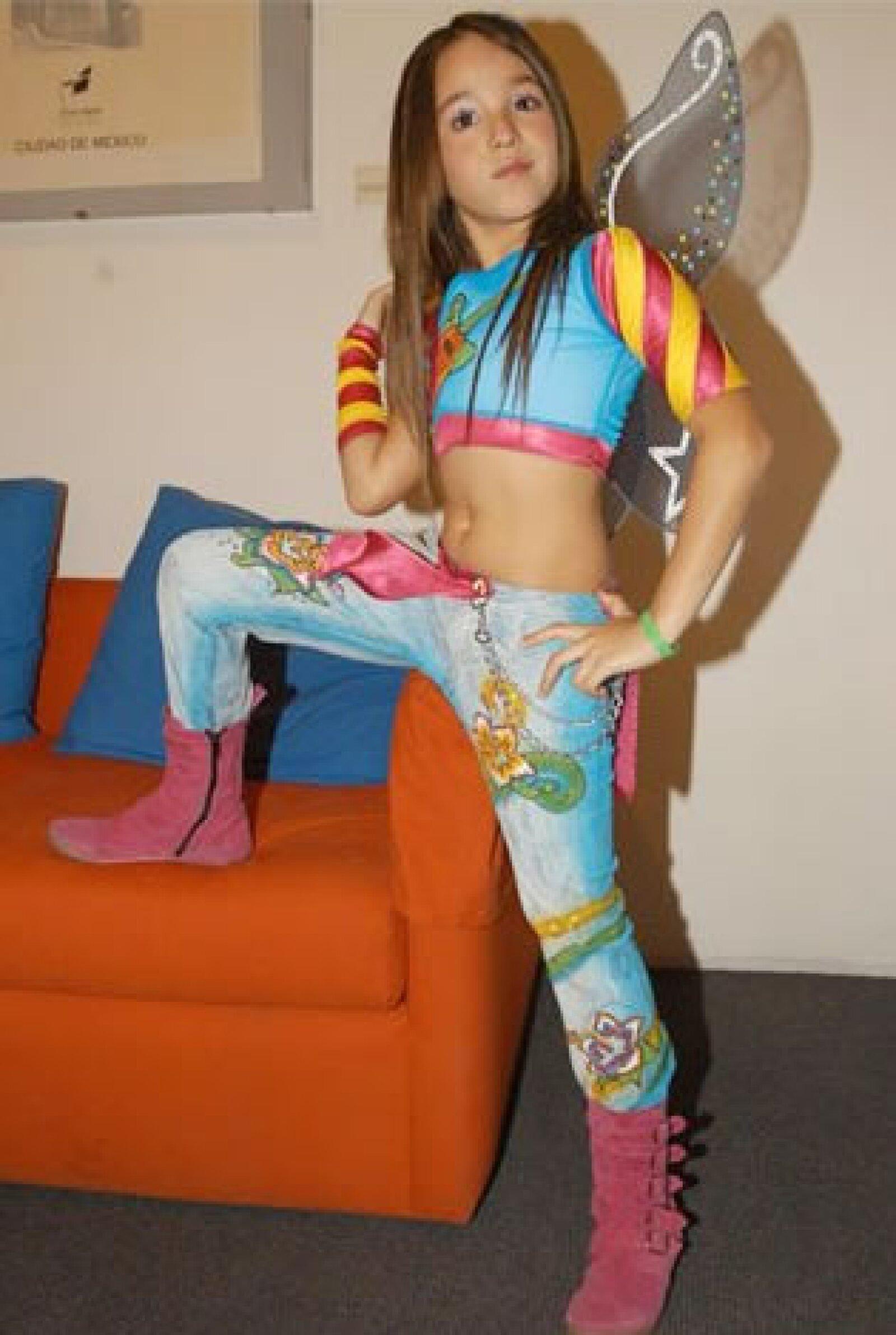 Danna Paola ha crecido en el ojo público.