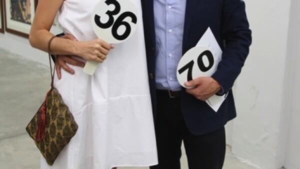 Tessa Brockman y Rodrigo Ramos