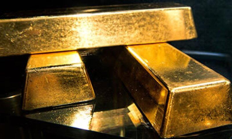 El precio del oro actual es de alredor de 1,770 dólares la onza y se especula que alcance los 3,000 dólares. (Foto: Cortesía CNNMoney)