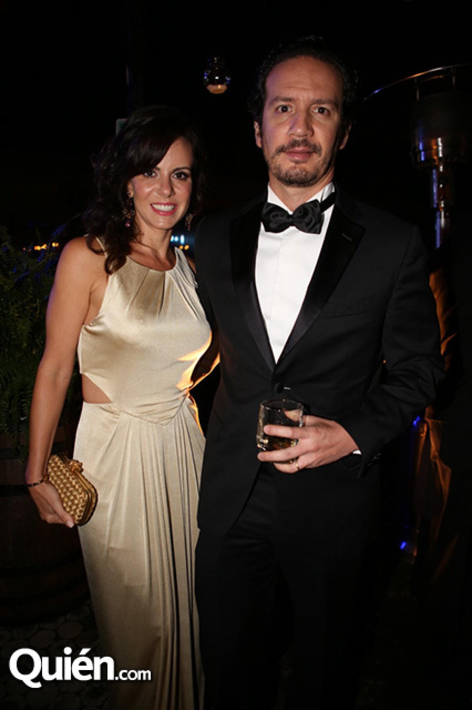 Ana y Luis Pazos